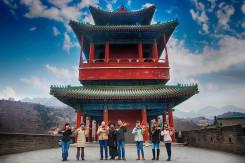 Экскурсии в Пекине, в Китае.